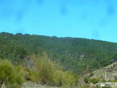 Cocido Montañero-Fresnedillas de la Oliva;bonaval ruta siete picos canencia rutas laguna grande de